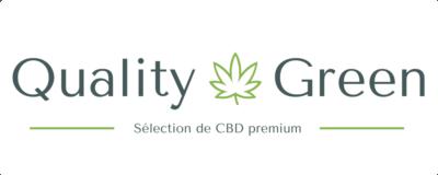 Quality Green   CBD premium 100% bio Logo